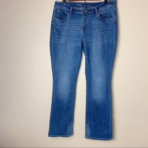 Old Navy • Curvy Profile Midrise Jeans 14